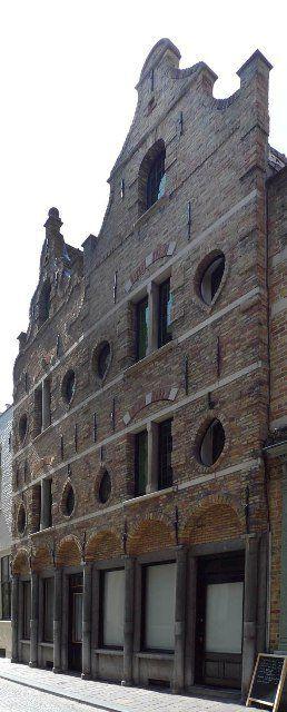 Wapenmakersstraat 1, 8000 Brugge - Schatting en