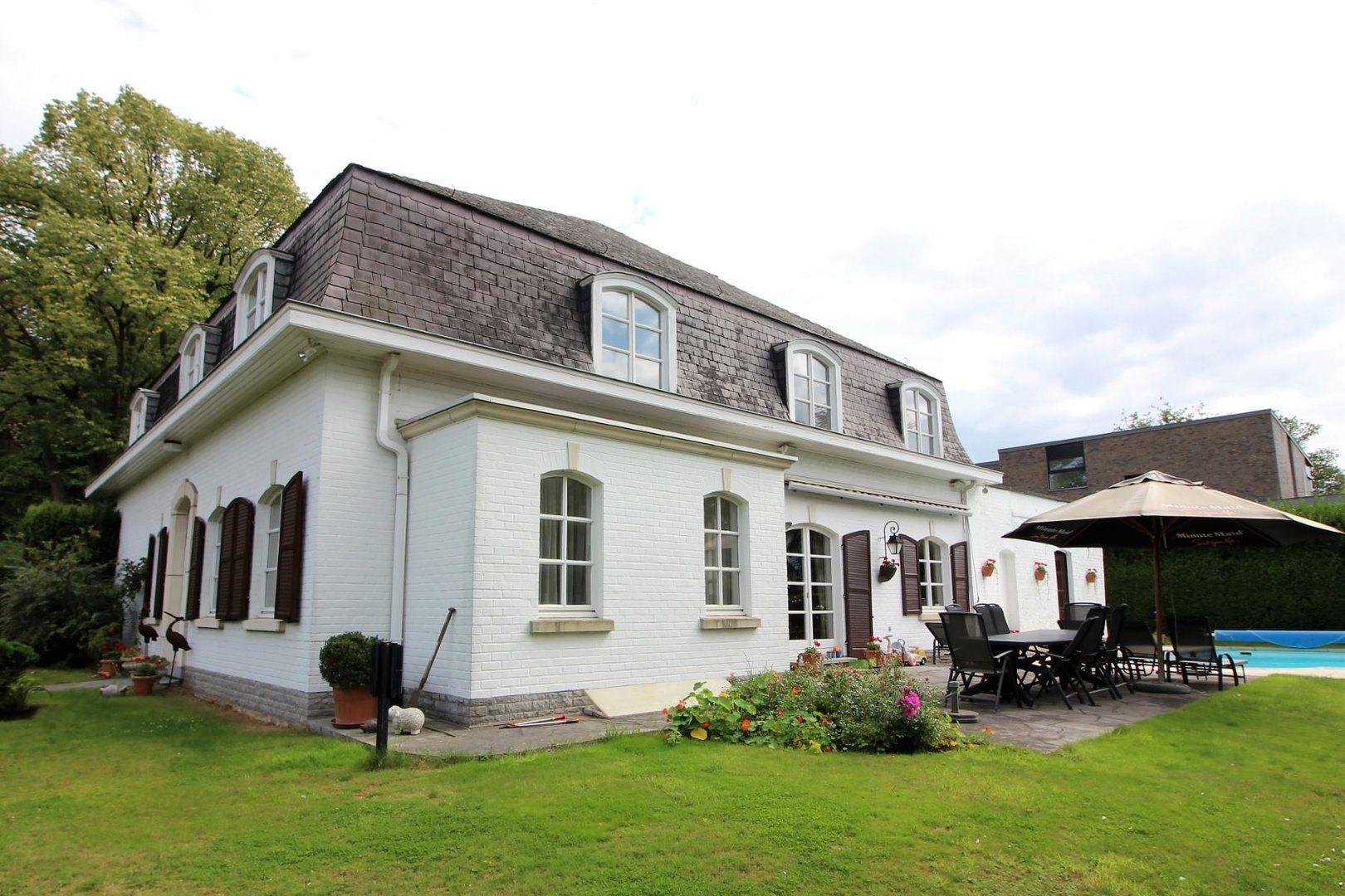 Maison vendre avenue baron fallon 58 5000 namur sur realo for Recherche maison acheter