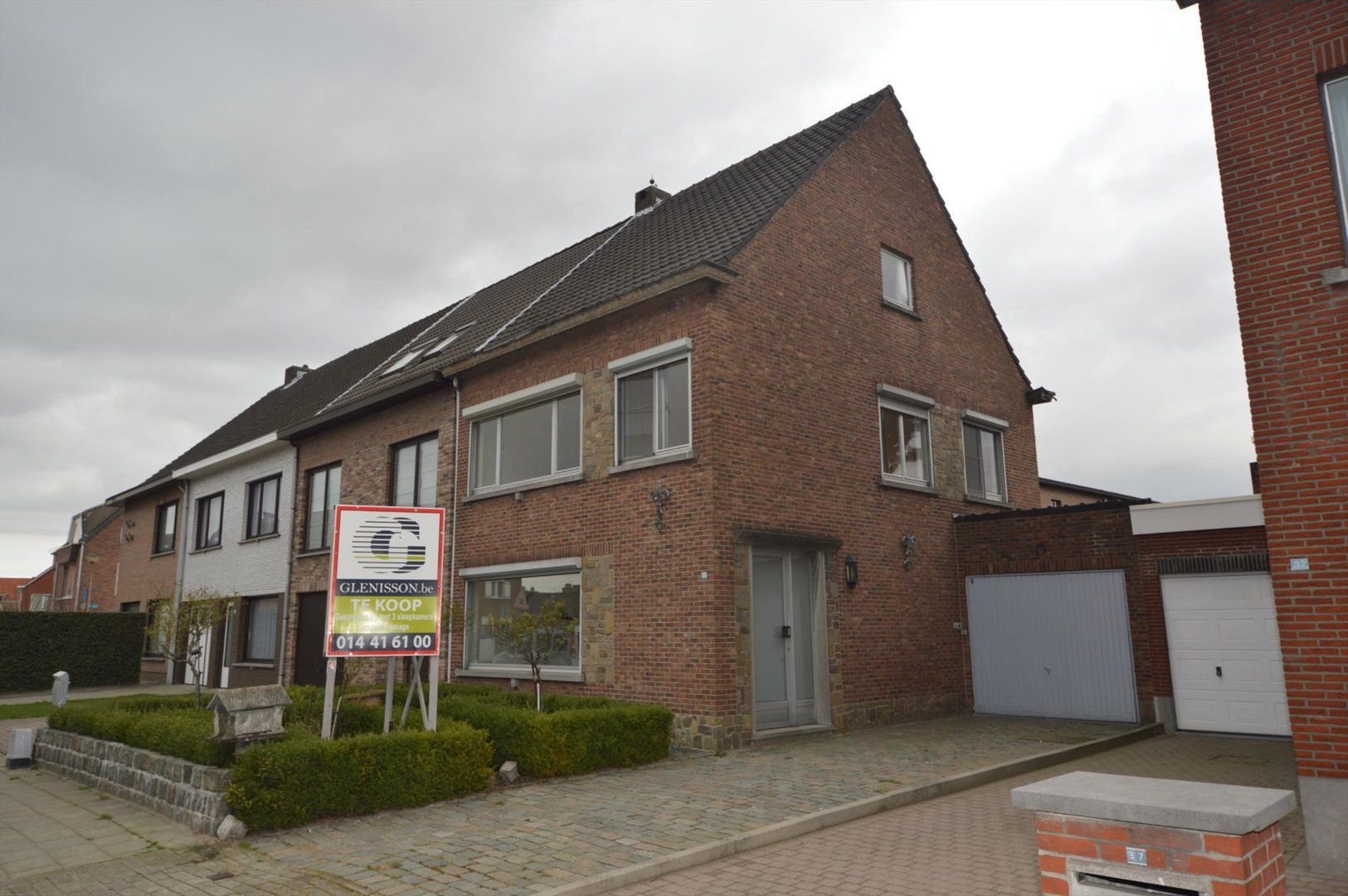 Huis te koop bloemfonteinstraat 35 2300 turnhout op realo for Vervallen woning te koop